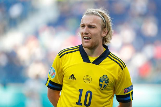 EURO 2021: La Suède domine la Slovaquie (1-0)