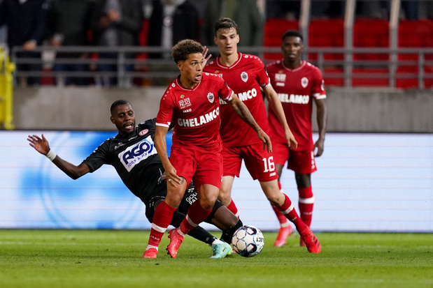 Pro League: l'Antwerp, un faux départ qui la fout mal...