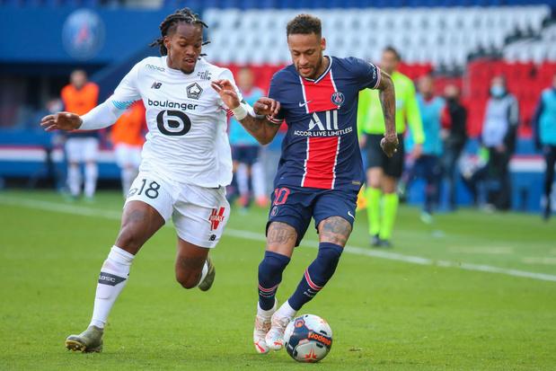Ligue 1: quatre équipes pour le titre, faux-pas interdits