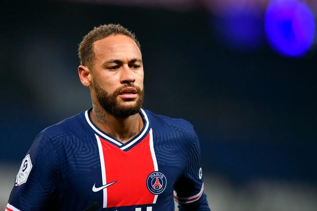 Neymar: la supposée fête géante qui fait polémique