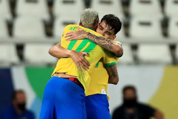Copa América: le Brésil de Neymar en finale !