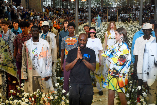 Off-White van Virgil Abloh opnieuw meest populaire modemerk