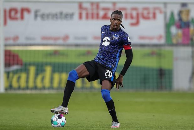 Dedryck Boyata prolonge jusqu'en 2024 au Hertha Berlin