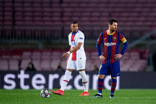 PSG-Barcelone: cette fois, la presse française ne veut pas de blague!