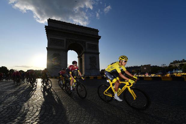 Le parcours du Tour de France dévoilé: voici ce qui sera au menu des coureurs (infographie)