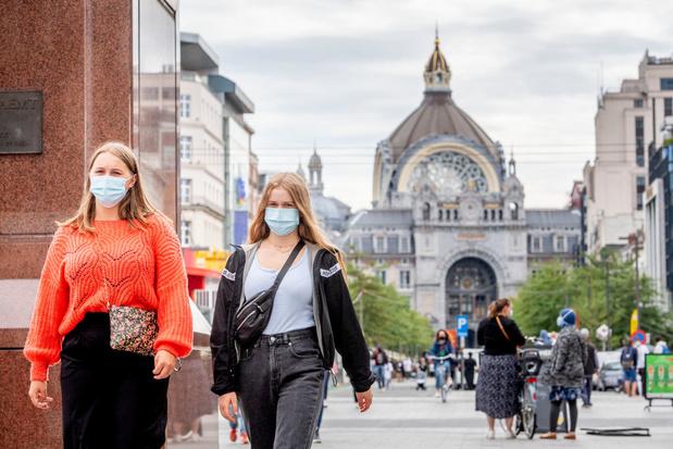 Nederlanders krijgen advies om niet naar Antwerpen te reizen