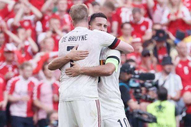 EURO 2021: Kevin De Bruyne et Eden Hazard sont du voyage pour Munich