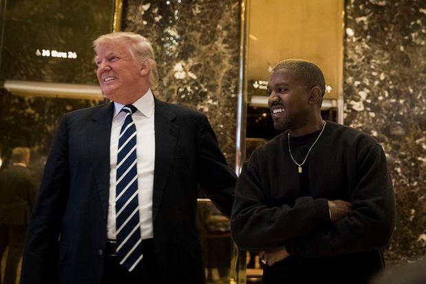 Kanye for president: rapper kondigt kandidatuur voor nakende Amerikaanse verkiezingen aan