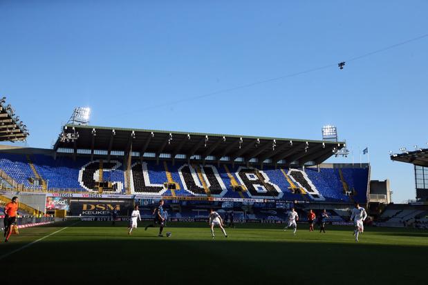 Un nouvel actionnaire injecte 20 millions dans le FC Bruges