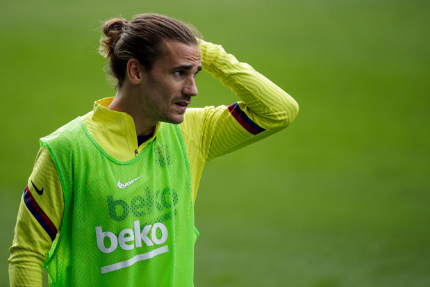 Griezmann négligé, Liga mal engagée... Où va le Barça ?