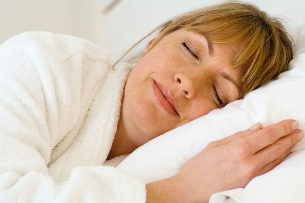 Normaalwaarden voor de slaap