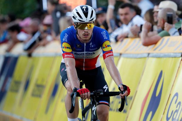 Le champion de France Rémi Cavagna prolonge de deux ans chez Quick Step