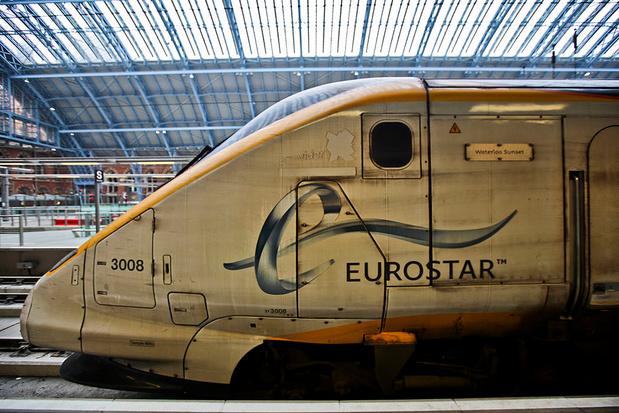Passagiers met negatieve coronatest kunnen opnieuw met Eurostar-treinen reizen