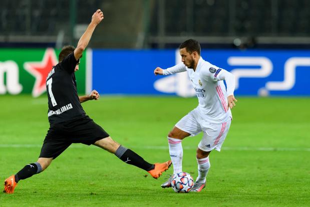 Ligue des champions: 2 assists pour KDB, 20 minutes pour Hazard, déception pour Lukaku