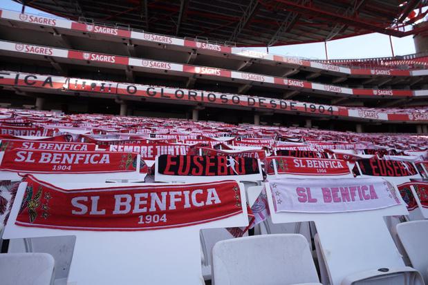 Benfica et son président mis en examen pour fraude fiscale