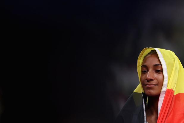 """Nafi Thiam, double médaillée d'or aux Jeux: """"Le titre de la persévérance"""""""
