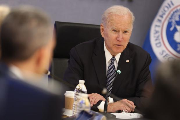 """Avion détourné: un événement """"scandaleux"""", condamne Joe Biden"""