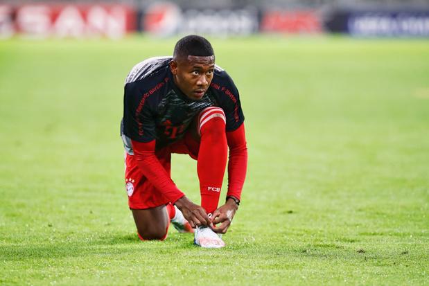 International : Bayern Munich: Flick envoie un message à Alaba