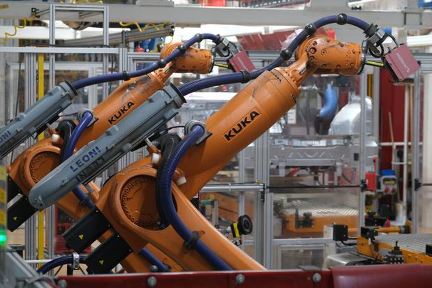 Le constructeur de robots Kuka victime de la guerre commerciale