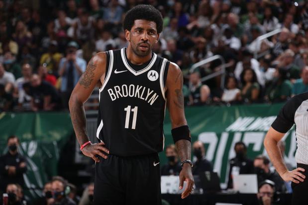 Covid-19: La NBA pousse à la vaccination, Brooklyn devra faire sans Kyrie Irving