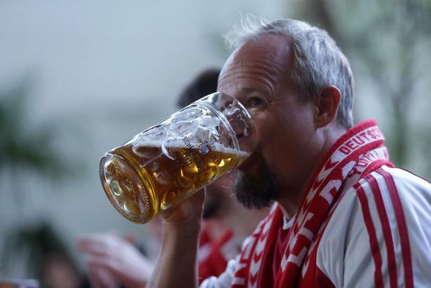 Pas de scène de liesse à Munich, déjà tournée vers la finale contre le PSG
