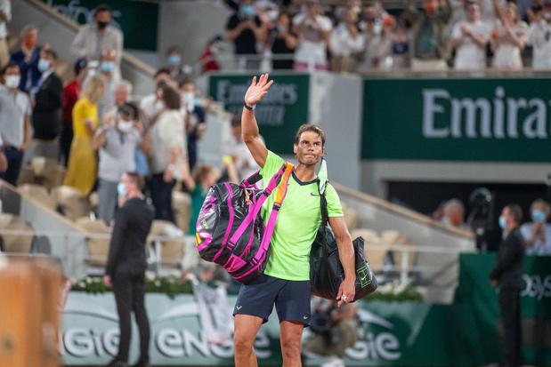 Rafael Nadal renonce à Wimbledon et aux