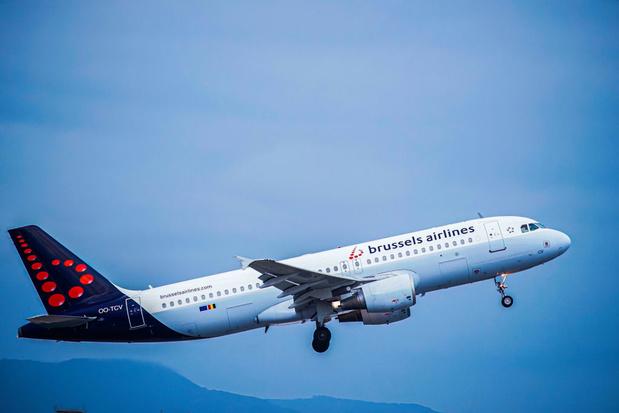 Des actions syndicales prévues chez Brussels Airlines ?