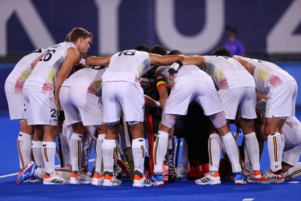 L'Espagne pour les Red Lions en quarts de finale du tournoi olympique