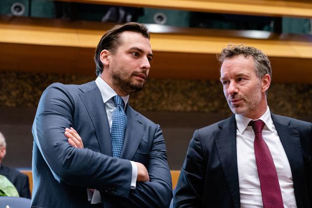 Drie Kamerleden scheiden zich af van Forum voor Democratie
