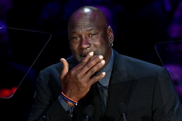 """Michael Jordan: """"L'éducation est le meilleur moyen de créer des liens avec les autres"""""""