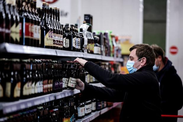 Les prix de la bière en supermarché en nette augmentation