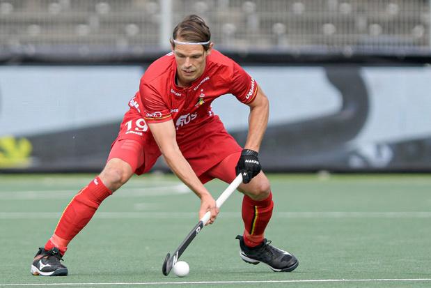 L'expérience d'une vie pour Felix Denayer, porte-drapeau de la sélection olympique belge