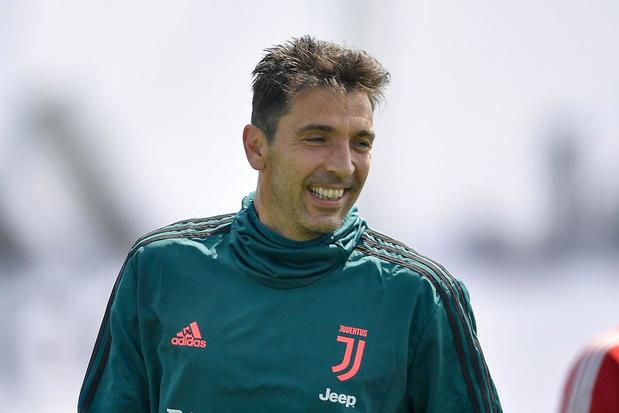 Buffon, Gigi l'immortel