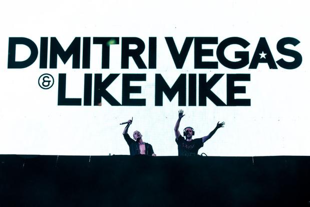 Dimitri Vegas & Like Mike niet meer populairste dj's ter wereld