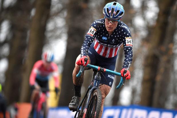 L'Américaine Katie Compton, ex-vice championne du monde de cyclocross, suspendue 4 ans