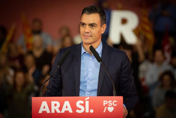 Espagne: un parti catalan ouvre la voie à la reconduction de Sanchez