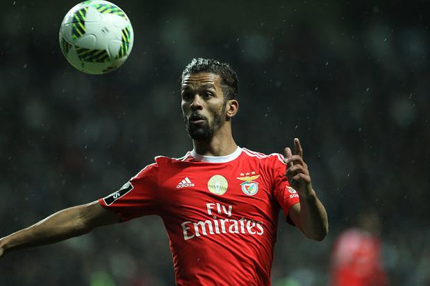 On a oublié qu'ils y ont joué: Mehdi Carcela à Benfica