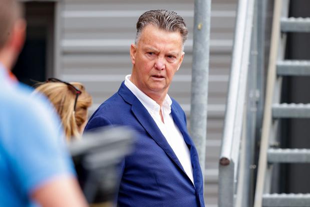 Troisième mandat en vue à la tête des Pays-Bas pour Louis Van Gaal