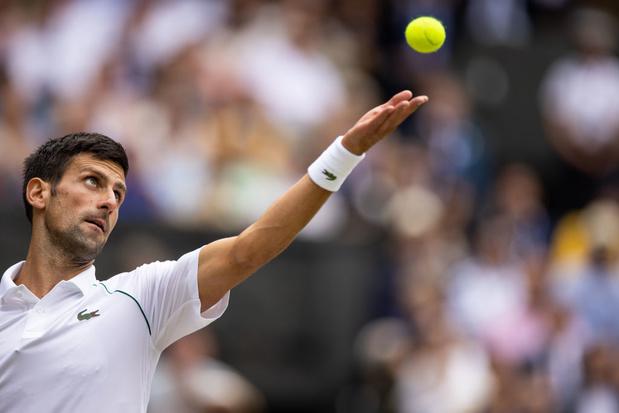 Enfin une star du tennis à Tokyo: Objectif Grand Chelem doré pour Novak Djokovic