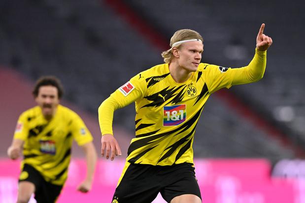 Combien de temps Dortmund peut-il garder Haaland?
