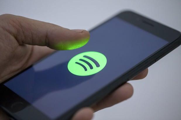Spotify tijdlang plat
