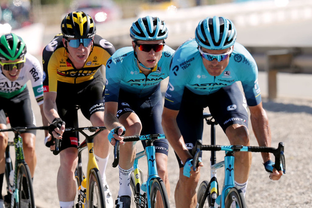 Astana sera encore dans le peloton en 2022, Vinokourov occupera un autre rôle