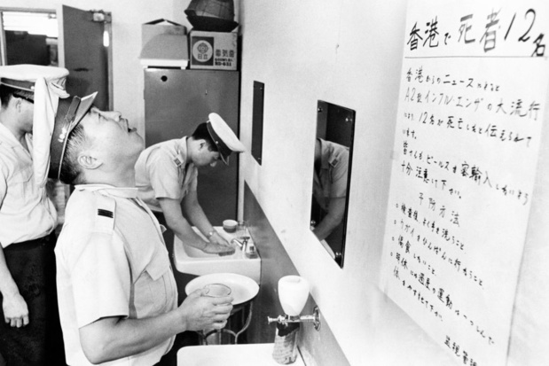 Ce que la grippe de Hong Kong de 1968 nous apprend sur le coronavirus