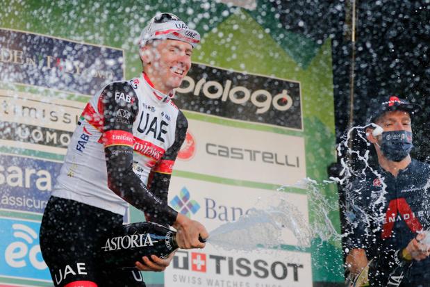 Liège-Bastogne-Liège, Tours de France et de Lombardie: le triplé historique de Pogacar n'est pas dû au hasard
