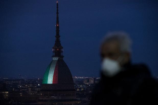 Coronavirus: l'Italie rend le masque obligatoire sur tout son territoire et prolonge son état d'urgence jusque fin janvier