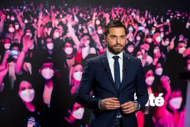 """Bouchez: """"la relance de Wallonie est urgente"""""""