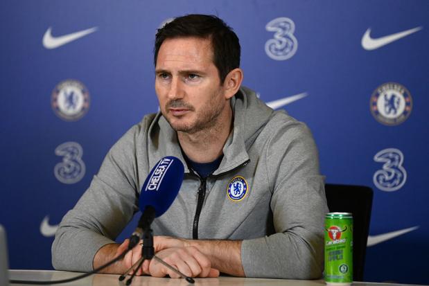 Chelsea tourne la page Lampard