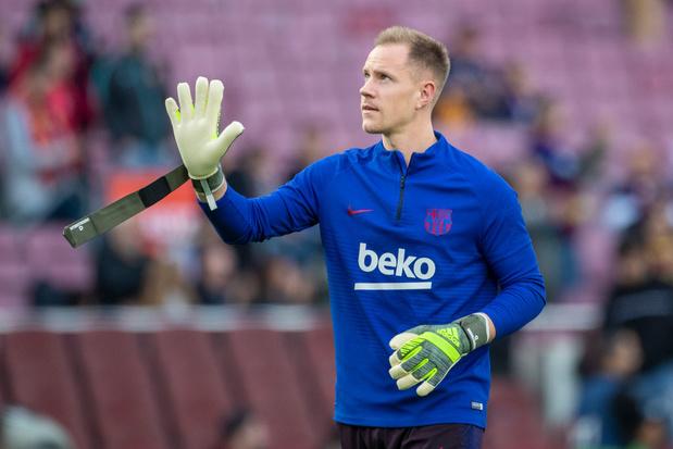 Barça: Ter Stegen indisponible, Arthur absent trois semaines