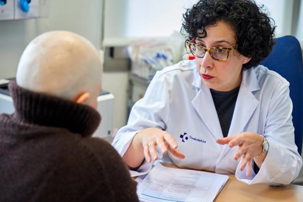Le cédiranib est une option thérapeutique à envisager en cas de sarcome alvéolaire des tissus mous