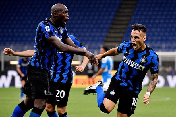 Lukaku-Lautaro, la paire d'as de l'Inter